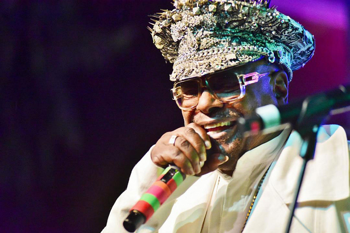 George Clinton : Songwriter Interviews