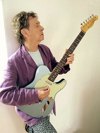 Andy Summers of The Police : Songwriter Interviews