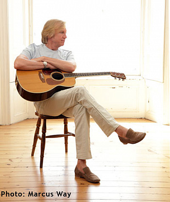 Justin Hayward of The Moody Blues : Songwriter Interviews